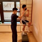 Dr. Baron Kim - Patient Physical Therapy